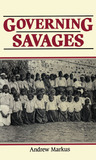 Governing Savages: Commonwealth and Aboriginies, 1911-39
