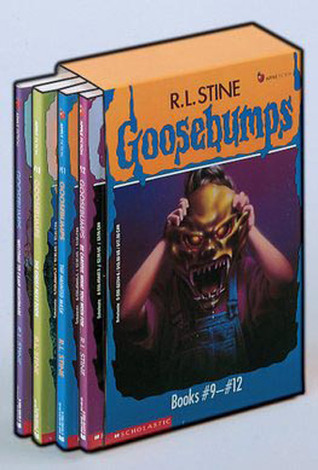 Goosebumps Boxed Set #3 by R.L. Stine