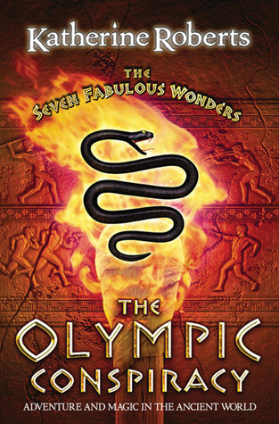 The Olympic Conspiracy (The Seven Fabulous Wonders, #5)
