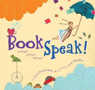 BookSpeak! by Laura Purdie Salas