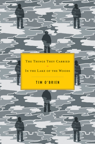 The things they carried in the lake of the woods by tim o brien