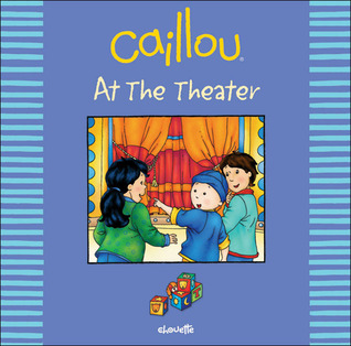Caillou by Johanne Mercier