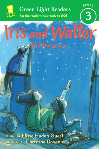 Iris and Walter: The Sleepover