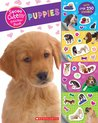 Soooo Cute!!!! Sticker Book: Puppies