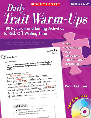 Daily Trait Warm-Ups: 180 Revision and Editing Activities to Kick Off Writing Time
