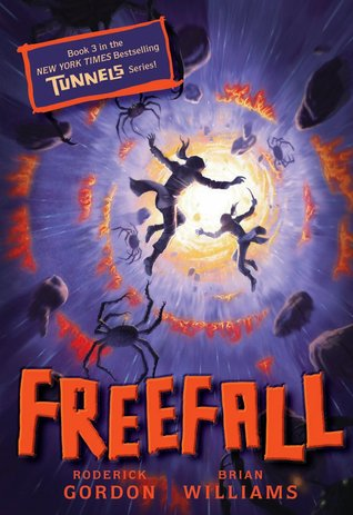 Freefall by Roderick Gordon