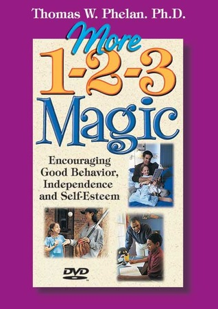 More 1-2-3 Magic by Thomas W. Phelan