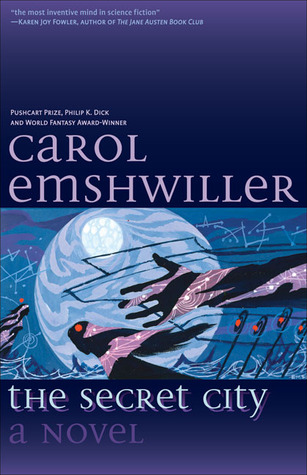 The Secret City by Carol Emshwiller