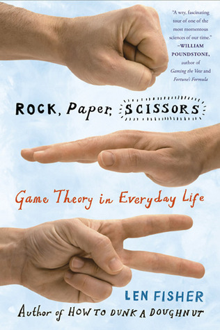 Rock, Paper, Scissors by Len Fisher