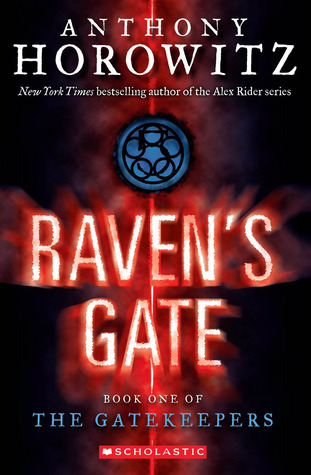 Raven's Gate by Anthony Horowitz