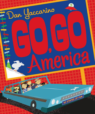 Go, Go America: 50 States of Fun