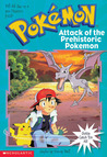 Attack of the Prehistoric Pokemon (Pokemon Chapter Book #3)