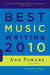 Best Music Writing 2010
