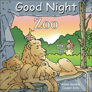 Good Night Zoo by Adam Gamble