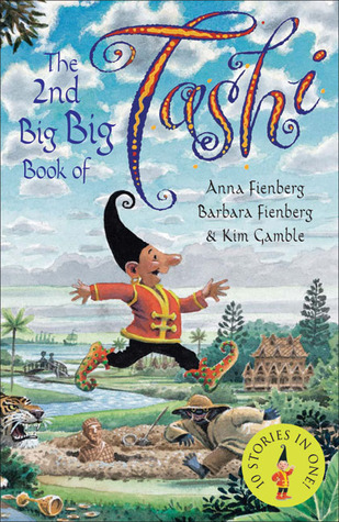 The 2nd Big Big Book of Tashi by Anna Fienberg