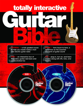 Totally Interactive Guitar Bible by Dave Hunter