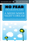 A Midsummer Night's Dream (SparkNotes No Fear Shakespeare)