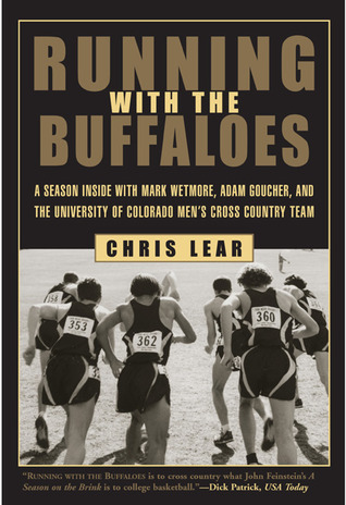 Running with the Buffaloes by Chris Lear