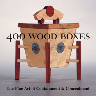 400 Wood Boxes by Veronika Alice Gunter