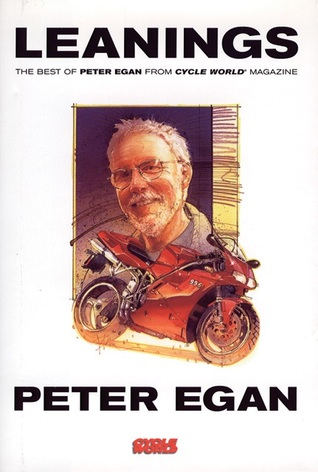 Leanings by Peter Egan