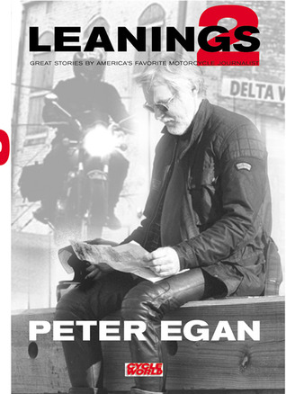 Leanings 2 by Peter Egan