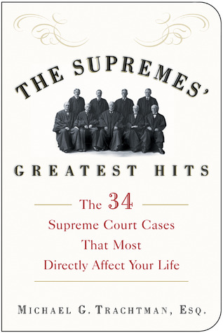 The Supremes' Greatest Hits: The 34 Supreme Court Cases That Most Directly Affect Your Life