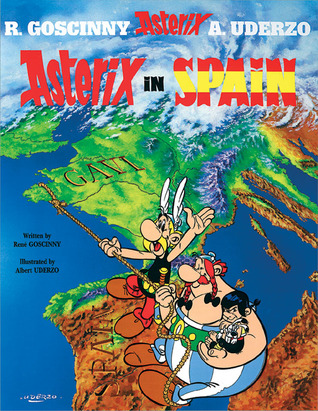 Asterix in Spain by René Goscinny