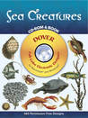 Sea Creatures CD-ROM and Book