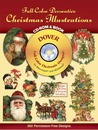 Decorative Christmas Illustrations (Dover Full-Color Electronic Design)