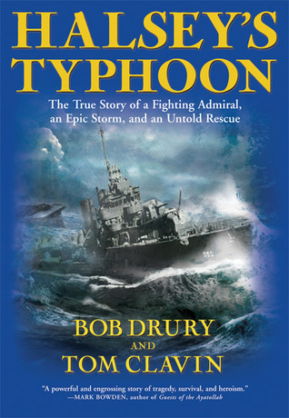 Halsey's Typhoon by Bob Drury