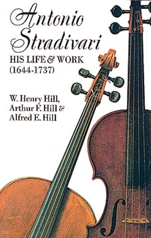 Antonio Stradivari by W.H. Hill