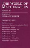 The World of Mathematics, Vol. 4