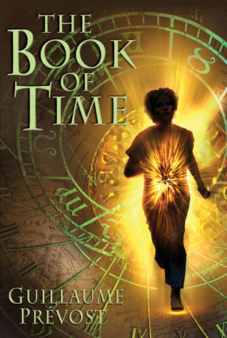The Book of Time by Guillaume Prévost