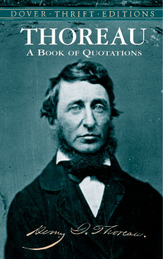 Thoreau by Henry David Thoreau