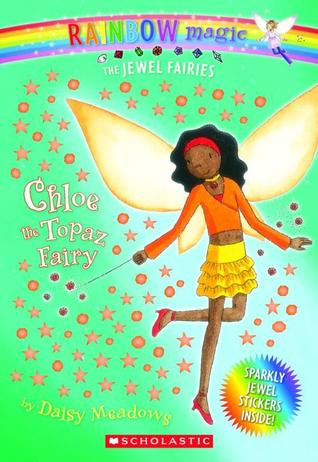 Chloe The Topaz Fairy by Daisy Meadows