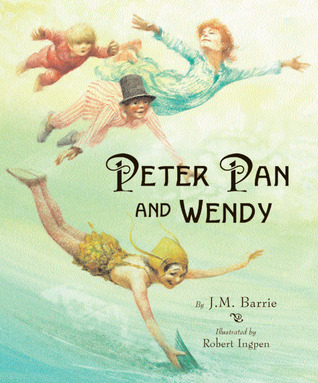 Peter Pan and Wendy by J.M.Barrie: review