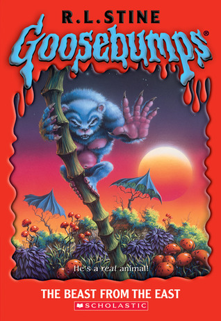 The Beast from the East (Goosebumps, #43)