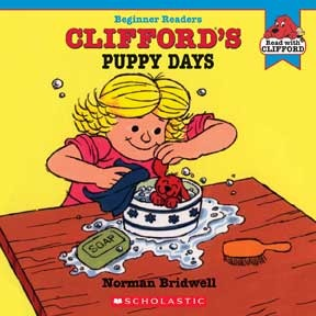 Clifford's Puppy Days by Norman Bridwell
