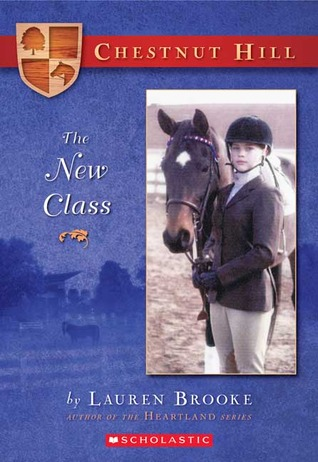 The New Class by Lauren Brooke