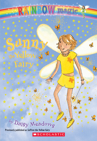 Sunny The Yellow Fairy by Daisy Meadows