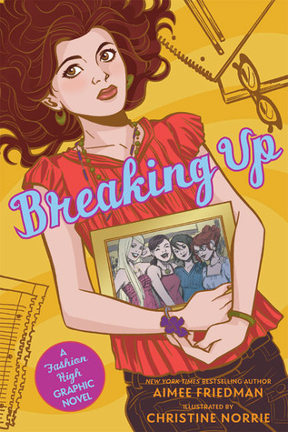 Breaking Up by Aimee Friedman