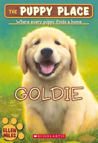 Goldie by Ellen Miles