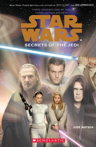 Secrets of the Jedi by Jude Watson