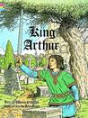 King Arthur Coloring Book