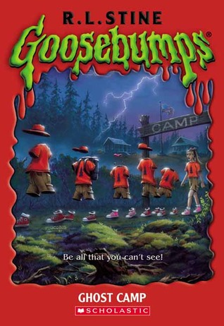 Ghost Camp by R.L. Stine