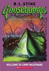 Welcome to Camp Nightmare by R.L. Stine