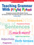 Teaching Grammar With Playful Poems: Engaging Lessons With Model Poems by Favorite Poets That Motivate Kids to Learn Grammar