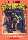 A Night in Terror Tower  (Goosebumps, #27)