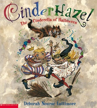 Cinderhazel: The Cinderella of Halloween