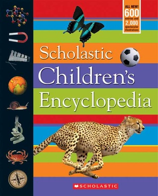 Scholastic Children's Encyclopedia (hc)